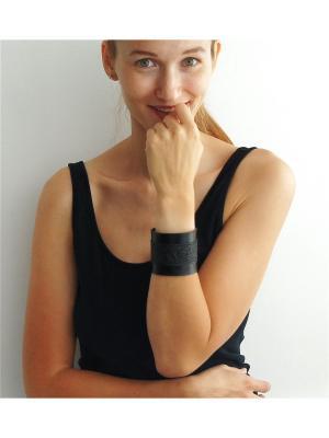 Браслет Xenia Dukova. Цвет: черный