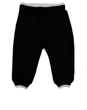 Повседневные брюки MIMISOL. Цвет: черный