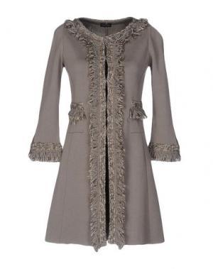Легкое пальто CHARLOTT. Цвет: серый