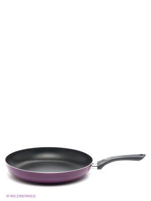 Сковорода, 30 см Bekker. Цвет: фиолетовый