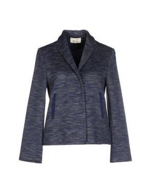 Пиджак NIU'. Цвет: темно-синий