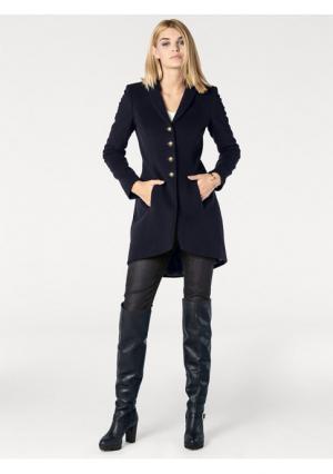 Короткое пальто RICK CARDONA by Heine. Цвет: черный