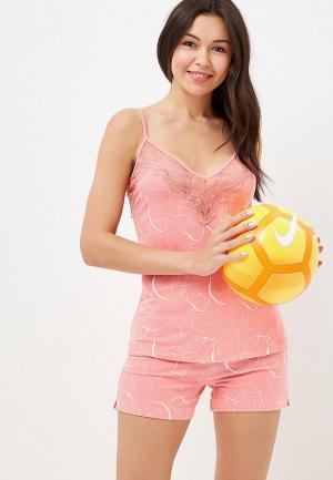 Пижама Belarusachka. Цвет: розовый