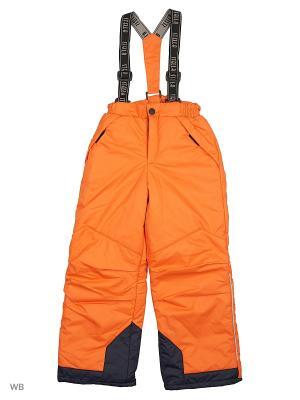 Брюки STELLA'S KIDS. Цвет: оранжевый
