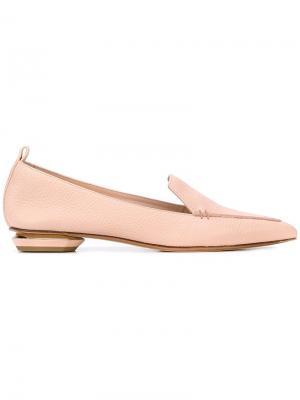 Лоферы Beya Nicholas Kirkwood. Цвет: розовый и фиолетовый