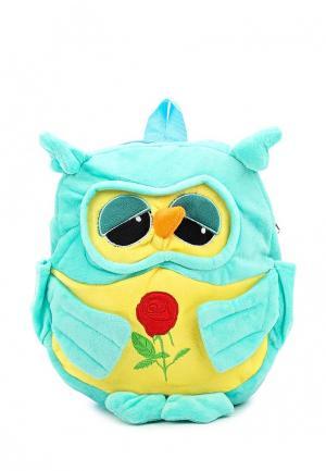 Рюкзак Kenka. Цвет: бирюзовый