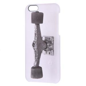 Чехол для iPhone 6  Mitt Print Case Truck Nixon. Цвет: серый,белый