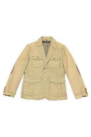 Пиджак ASTON MARTIN. Цвет: зеленый