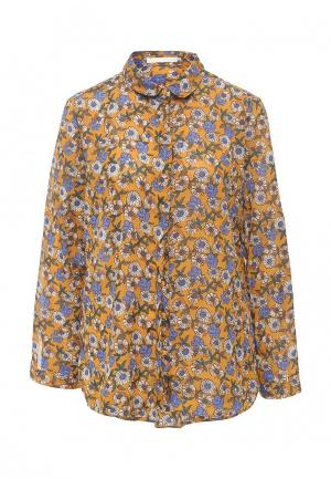 Блуза Coco Nut. Цвет: желтый