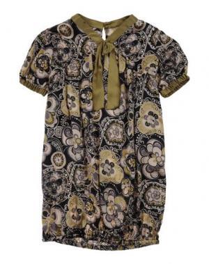 Блузка ALICE SAN DIEGO. Цвет: стальной серый