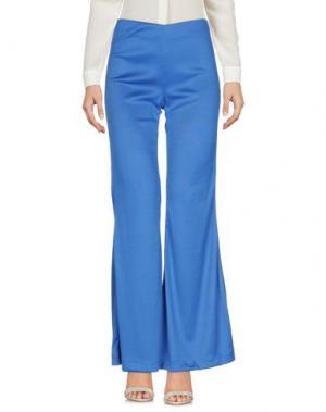 Повседневные брюки PETER A & CHRONICLES. Цвет: синий