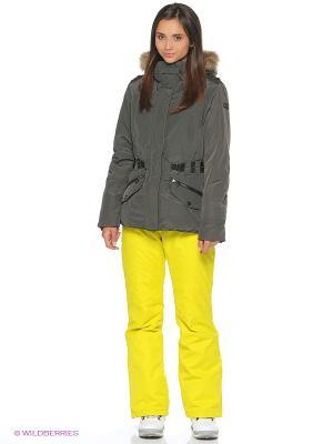 Куртка CMP. Цвет: хаки