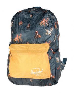 Рюкзаки и сумки на пояс HERSCHEL SUPPLY CO.. Цвет: цвет морской волны