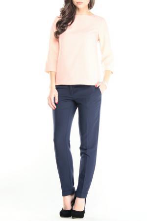 Комплект Laura Bettini. Цвет: персиковый, темно-синий