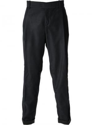 Классические брюки Ubi Sunt. Цвет: серый