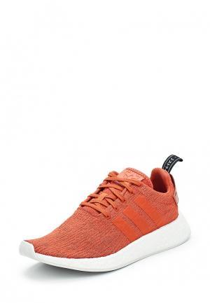 Кроссовки adidas Originals. Цвет: оранжевый
