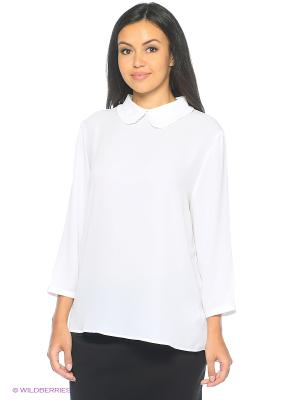Блузка MEXX. Цвет: белый