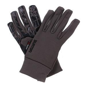 Перчатки сноубордические женские  Wb Pwrstretch Lnr Heathers Burton. Цвет: серый