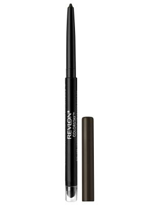 Карандаш для глаз Colorstay Eyeliner, Black brown 202 Revlon. Цвет: темно-коричневый