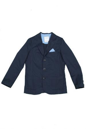 Пиджак Dodipetto. Цвет: синий