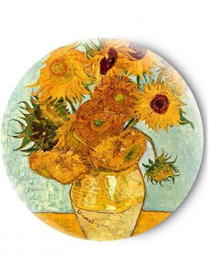 Зеркальце Tina Bolotina. Цвет: оранжевый