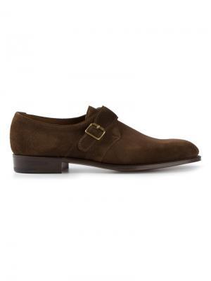 Туфли Falmouth Edward Green. Цвет: коричневый