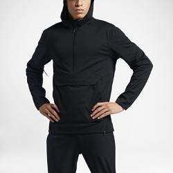Мужской анорак для тренинга Lab Essentials Nike. Цвет: черный