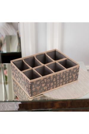 Органайзер на 8 ячеек HOMSU. Цвет: серый, бежевый
