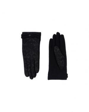 Перчатки L' APÉRO. Цвет: черный