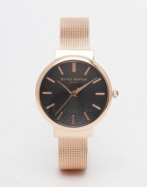 Olivia Burton Часы Hackney. Цвет: золотой
