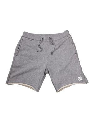 Шорты Knitted Mens short Converse. Цвет: серый