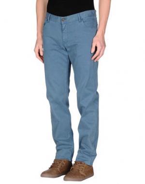 Повседневные брюки BROOKSFIELD ROYAL BLUE. Цвет: грифельно-синий