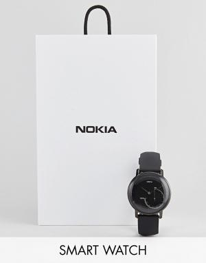 Nokia Смарт-часы с мониторингом деятельности и сна HAW01. Цвет: черный