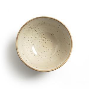 2 чашки чайные из эмалированной керамики, Alliacé AM.PM.. Цвет: бежевый