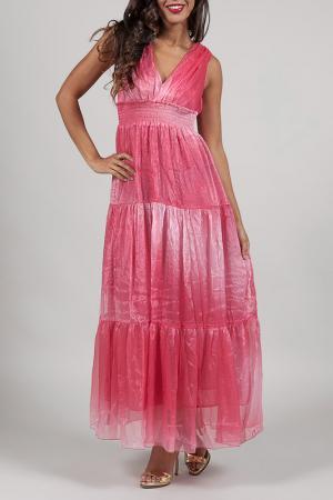 Платье ANABELLE. Цвет: красный