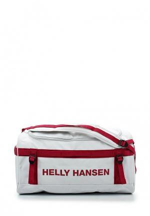 Сумка спортивная Helly Hansen. Цвет: белый