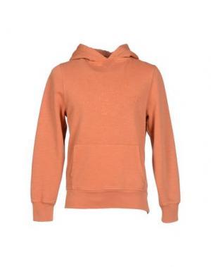 Толстовка ITALIAN RUGBY STYLE. Цвет: оранжевый