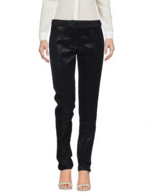 Повседневные брюки PALLAS. Цвет: черный