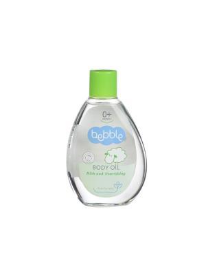 Масло для тела Body Oil Bebble Lavena. Цвет: белый, голубой, зеленый