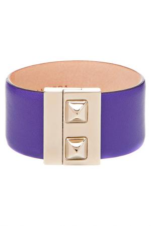 Браслет STAMERRA. Цвет: фиолетовый