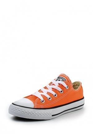 Кеды Converse. Цвет: оранжевый