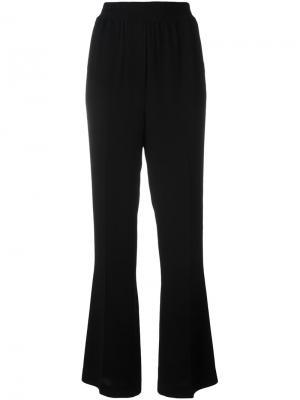 Расклешенные брюки 3.1 Phillip Lim. Цвет: чёрный