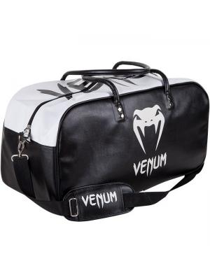 Сумка Venum Origins Bag Xtra Large Black/Ice. Цвет: черный, белый