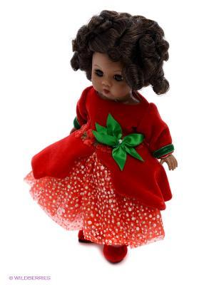 Кукла Омелия Madame Alexander. Цвет: красный