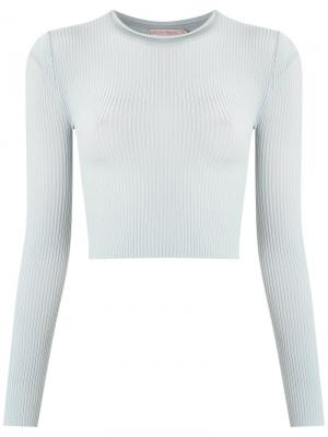 Knitted cropped top Cecilia Prado. Цвет: none