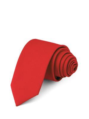 Галстук CASINO. Цвет: красный