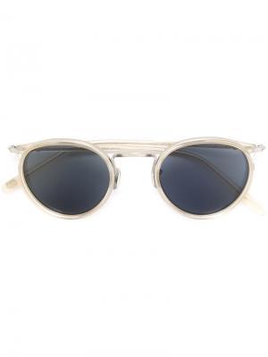 Солнцезащитные очки EV742 Eyevan7285. Цвет: телесный