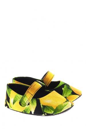 Комплект Сочный лимон SASHA Petit Gâteau. Цвет: multicolor