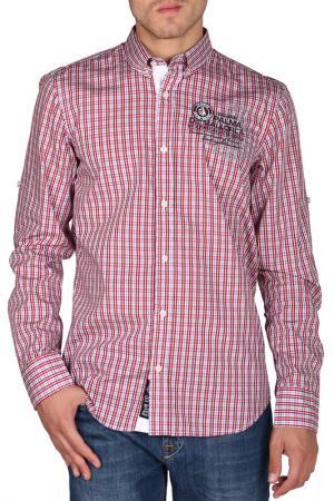 Рубашка Galvanni. Цвет: красный