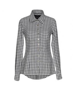 Pубашка BAD SPIRIT. Цвет: серый